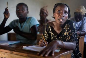 Análise envolveu quatro países de África. Foto: Unmil.