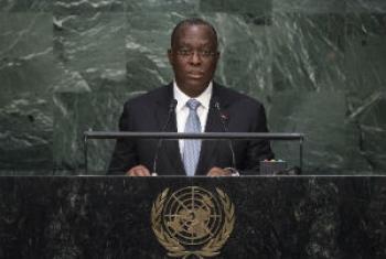Vice-presidente de Angola, Manuel Vicente. Foto: Cia Pak.