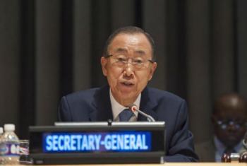 Ban Ki-moon. Foto: ONU/Cia Pak