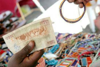 A África Subsaariana tem a população mais pobre do mundo. Foto: Banco Mundial
