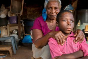 Serão feitas pesquisas com famílias dos países mais pobres do mundo. Foto: Banco Mundial/Dominic Chavez