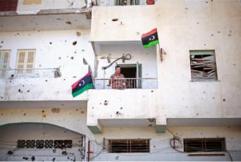 Relatório destaca violções dos direitos humanos na Líbia. Foto: ONU/Iason Foounten