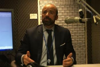 Miguel de Serpa Soares. Foto: Rádio ONU/Edgard Júnior