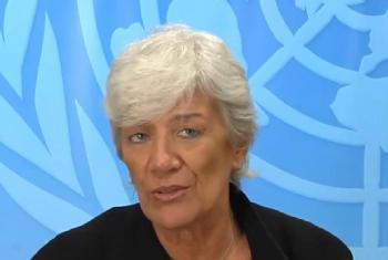 Mónica Pinto é relatora especial das Nações Unidas sobre a Independência dos Juízes e Advogados. Foto: Rádio ONU