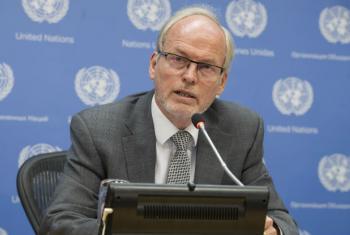 Nicholas Kay. Foto: ONU/Eskinder Debebe