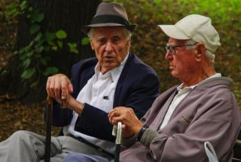 Os países europeus são os que registram os melhores serviços de assistência aos idosos.Foto: Banco Mundial/Celine Ferre