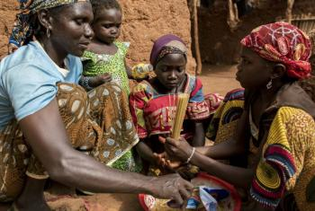 Aumento de insegurança alimentar na África Austral. Foto: PMA