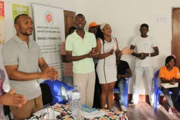 A iniciativa faz parte do Programa Nacional Geração Biz, liderado pelo Ministério da Juventude e Desportos. Foto: SMS BIZ
