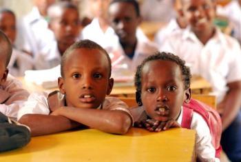 Direitos da criança possam no centro de todas as decisões do governo. Foto: Unicef.