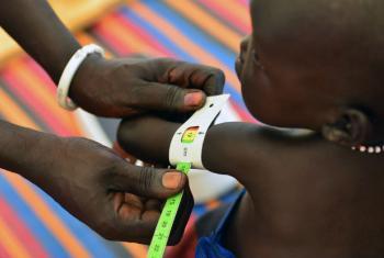 Insegurança alimentar no Sudão do Sul. Foto: Unicef/Christine Nesbitt