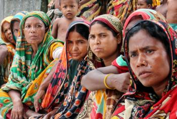 Na maior parte do mundo, as mulheres continuam tendo uma voz desigual nas esferas pública e privada. Foto: ONU Mulheres