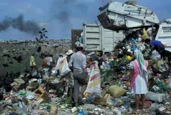As mudanças climáticas colocam em risco a saúde humana. Foto: Banco Mundial