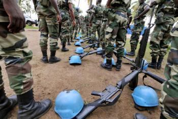 Ban Ki-moon acredita que é preciso, com urgência, renovar os investimentos financeiros nas operações de paz da ONU. Imagem: