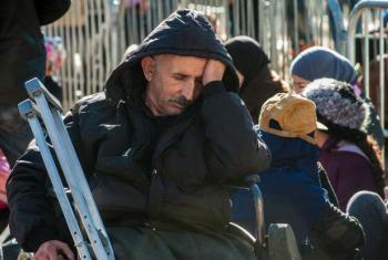 Refugiados sírios no Líbano. Foto: Acnur/Imre Szabó