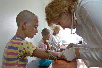 OMS alerta que a pneumonia vai matar milhares de crianças este ano. Foto: Banco Mundial