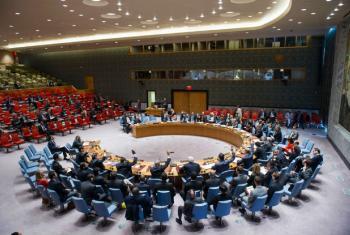 Conselho de Segurança quer apoio às tropas de paz com equipamento e treino. Foto: ONU/ Amanda Voisard (arquivo)