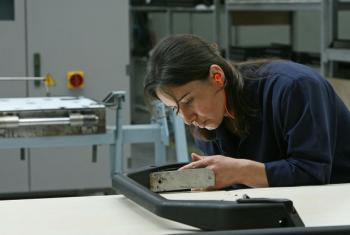 A OIT alerta que o crescimento da força de trabalho vai superar a capacidade das empresas em gerar novas vagas. Foto: Banco Mundial