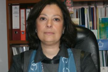 Fátima Duarte. Foto: CIG Portugal