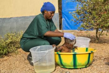 Mais de 70% das 43 mulheres que praticaram a excisão feminina e vivem em território português são cidadãs da Guiné-Bissau.Foto: ONU/Martine Perret