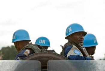 Soldados da paz na República Centro-Africana. Foto: Minusca