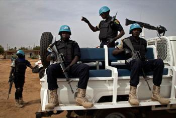 Soldados da Minusma fazem o patrulhamento no Mali. Foto: MINUSMA/Marco Dormino