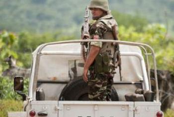 Minusca espera que novas forças de paz cheguem em breve. Foto: Minusca.
