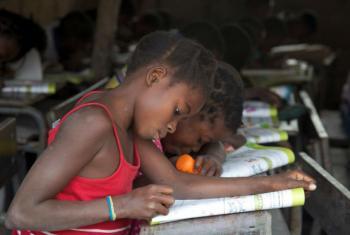 Para o Unicef, o jornalismo é uma área importante para a proteção e a disseminação dos direitos das crianças.Foto: Unicef Moçambique