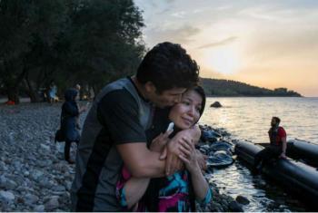 Maioria saiu da Grécia. Foto: Acnur/I. Priclett