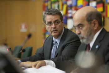 O objetivo é promover o comércio internacional e a segurança dos alimentos.Foto: FAO/Giulio Napolitano