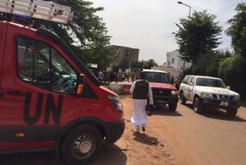 Entre os reféns estavam três trabalhadores das Nações Unidas. Foto: Munusma/Mikado FM