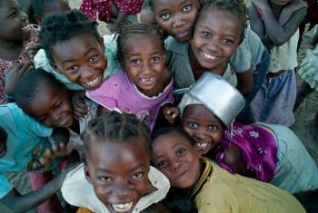 Crianças moçambicanas. Foto: Unicef Moçambique