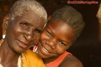 Fim do Casamento Infantil. Foto: Unicef Moçambique