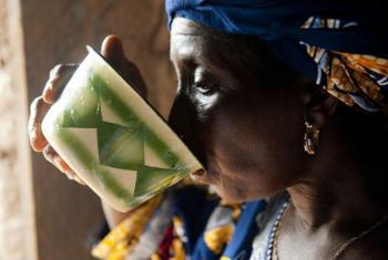 Acesso à água e ao saneamento básico é um direito humano. Foto: Banco Mundial