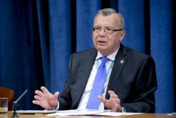 O chefe do Unodc disse que os Estados partes estão reconhecendo a importância de se evitar a corrupção. Foto: ONU/Evan Schneider