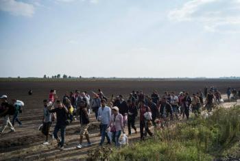 Trabalhadores migrantes representam 150,3 milhões da população geral de migrantes internacionais.Foto: Acnur/Olivier Laban-Mattei