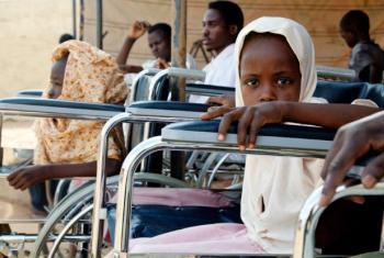 Dia Internacional das Pessoas com Deficiência. Foto: ONU/Albert González Farran