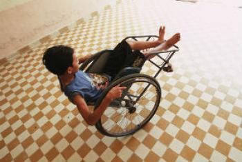Dia Internacional das Pessoas com Deficiência. Foto: Banco Mundial