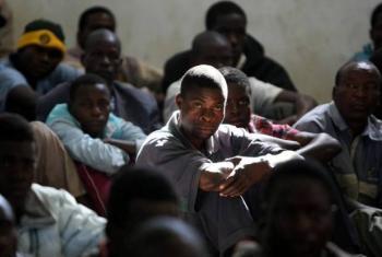Cerca de 200 milhões de pessoas estão sem trabalho em todo o mundo. Foto: Acnur.