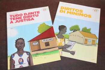 Especialista defende que há falta conhecimento das vítimas sobre como defender os seus direitos. Foto: Pnud/Guiné-Bissau