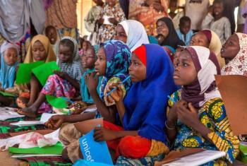 Foto: Unicef/UNI193691/Andrew Esiebo