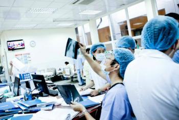 Nova comissão da ONU visa tratar de empregos na área de saúde. Foto: OMS