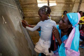 Milhares de crianças fora da escola no Mali. Foto: Unicef/Dicko