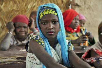 Milhares de escolas estão fechadas devido à violência na Nigéria, nos Camarões, no Chade e no Níger. Foto: Unicef/Fleury