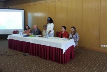 Objetivos do Saber objetivos incluem definição de políticas. Foto: PMA Moçambique/Wilson Gama.