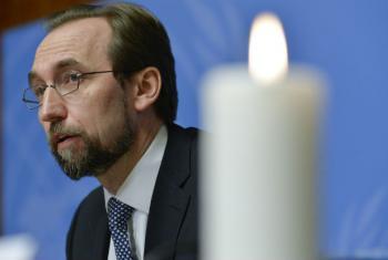 Zeid Al Hussein Foto: ONU/Jean-Marc Ferré