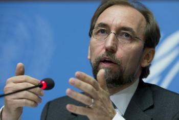 O alto comissário para Direitos Humanos, Zeid Al Hussein. Foto: ONU/Jean-Marc Ferré