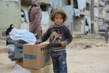 O Ocha afirmou que 4,5 milhões de pessoas vivem em áreas de difícil acesso na Síria.Foto: Acnur/ B. Diab