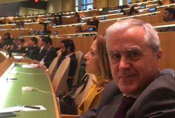 Álvaro Mendonça e Moura disse que é essencial que a Assembleia Geral mantenha o seu papel central.