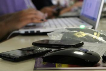 60% da população do planeta, ainda estão excluídas do mundo digital.Foto: Banco Mundial/Mariana Ceratti