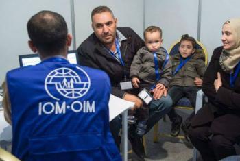 A OIM informou que os refugiados e migrantes da Síria ocupam o primeiro lugar na lista dos que chegam à Grécia.Foto: OIM
